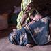 Hinda Omar,28, with her 5 month -old Dulmar Ahemed Yasin