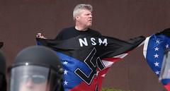IMG_7160 (Wespennest) Tags: ohio demo spring cops nazi nazis protest police demonstration toledo armor april riotpolice riotcops neonazis nsm bodyarmor jeffschoep nationalsocialistmovement kenkrause