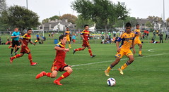 "Tigres UANL vs. RSL-AZ U-17/18 • <a style=""font-size:0.8em;"" href=""http://www.flickr.com/photos/50453476@N08/17103921925/"" target=""_blank"">View on Flickr</a>"