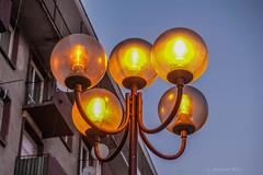 Wrocaw (nightmareck) Tags: poland polska lampa fujifilm lantern lampy wrocaw latarnia xe1 dolnolskie owietlenie dolnylsk sodowe owietlenieuliczne xf1855mm