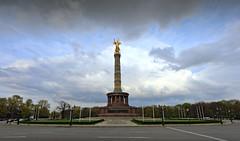 Berlin Victory Column (Dmitriy Sakharov) Tags: berlin germany victory column tiergarten siegessule