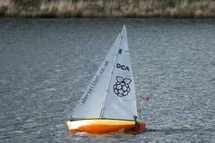 Dewi - 23 (TomGC96) Tags: sailing aberystwyth dewi robotic sailbot abersailbot