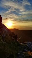 Bennachie at sunset (jojx93) Tags: bennachie sunsetmadness sunset sun aberdeenshire hillwalking pathway mithertap hike skyonfire skysnappers skypics