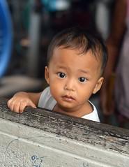 boy in a window (the foreign photographer - ) Tags: boy cute window portraits thailand nikon bangkok bang bua khlong bangkhen d3200