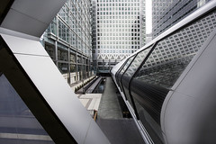 Terminus Part ll (Explored) (sisyphus007) Tags: city abstract london modern canon cityscapes explore canarywharf modernarchitecture futuristic canadasquare londonarchitecture explored modernbuildings 2016michaelkiedyszko michaelkiedyszko2016
