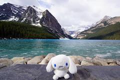 Lake Louise 03 (tomomega) Tags: mountain lake canada banff lakelouise  cinnamoroll