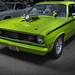1970 Plymouth Duster (Vehicle Strobing)