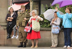 Rotherham Vintage Hop June 2016 (25) (Chris.,) Tags: canon dance war song crowd 1940s 1950s creativecommons polkadot rotherham homeguard allsaintssquare vintagehop queens90thbirthdaycelebration