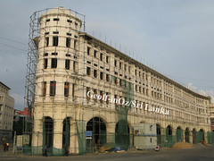 Gaffoor's Building, Cnr Main Street and Leyden Bastian Street, Fort, Colombo (geoff-inOz) Tags: building heritage architecture fort colonial historic srilanka ceylon gems seaport colombo gaffoor gaffoors