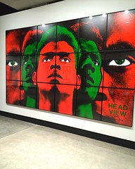 head view (idontkaren) Tags: art museum oz australia mona exhibit tasmania gilbertandgeorge museumofoldandnewart