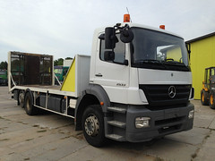 MB Axor 2533 (Vehicle Tim) Tags: truck mercedes mb fahrzeug lkw axor