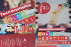 Collage: Lomography Film Box (rolandmks7) Tags: film collage lomo lomography 100asa sonynex5n