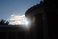 Elisenbrunnen, Aachen (portelarenan) Tags: summer cloud sun germany deutschland photography sommer sightseeing wolke aachen sonne elisenbrunnen sehenswrdigkeit