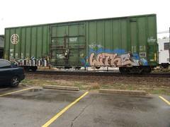 09-01-10 (7) (This Guy...) Tags: road railroad car train graffiti box graf rail rr traincar boxcar graff 2010