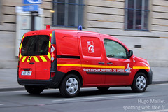 BSPP | Renault Kangoo (spottingweb) Tags: rescue paris france car fire voiture renault camion sp vehicle spotted van 18 emergency firefighter secours pompier spotting sdis spv brigade firebrigade urgence incendie intervention engin kangoo bless vid victime spotter fourgon vhicule sapeurspompiers camionnette vacuation firedepartement fourgonnette bspp gyrophare servicedpartementaldincendieetdesecours brigadedesapeurspompiersdeparis spottingweb