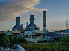 Southdown Power Station (ianpattison) Tags: southdown power station transpower mighty river