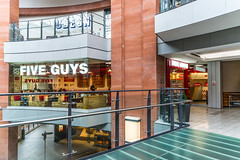 FIVE GUYS NEW BURGER JOINT [VICTORIA SQUARE IN BELFAST]-117848 (infomatique) Tags: uk ireland retail restaurant fastfood shoppingcentre northernireland expensive stores victoriasquare departmentstores diningout fiveguys williammurphy 5guys infomatique zozimuz fotonique