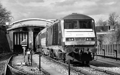 Wembley LMD (R~P~M) Tags: uk greatbritain england london train unitedkingdom railway depot wembley chilternrailways dbarriva