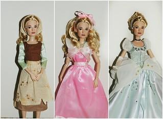 Cinderella 2015 as Classic Cinderella.