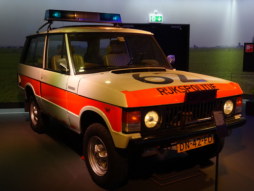 "1979 Range Rover ""Rijkspolitie"""