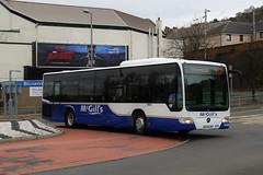 McGill's, Greenock 3338 BV08ZWT (busmanscotland) Tags: county greenock mercedesbenz council worcestershire mcgills citaro o530 bv08zwt g3338
