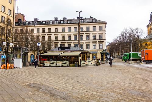 Thumbnail from Östermalmstorg Square