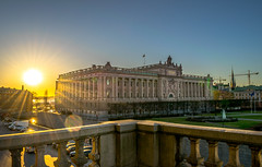 The Swedish Parliament (AJ.S PHOTOGRAPHY) Tags: old nikon sweden stockholm parliament swedish sverige dslr oldtown riksdagen d5300