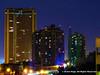 Tehran International Tower And A.S.P Towers At Night (Armin Hage) Tags: night iran tehran amirabad tehranatnight یوسفآباد tehraninternationaltower بزرگراهکردستان برجتهران امیرآبادشمالی yusefabad kordestanexpressway arminhage asptowers ساختمانهایآاسپ کوینوبنیادونک