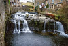Falls at Hawes (alsimages1 - Thank you for 860.000 PAGE VIEWS) Tags: travel panorama river landscape drive beck yorkshire north scenic falls waterfalls mines mills hawes ropemaker