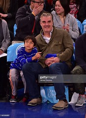 New York Knicks against the Memphis Grizzlies at Madison Square Garden on March 23, 2015 (Det.Logan) Tags: chris noth