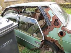 1981 Fiat Supermirafiori 1600 (GoldScotland71) Tags: jhn375w
