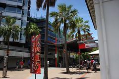 Sunday afternoon at Smith Street Mall, Darwin (betadecay2000) Tags: street city november mall advent afternoon sunday sunny australia darwin smith australien sonnig sonntag australie 2014 fussgaengerzone fussgngerzone schneswetter fusgngerzone