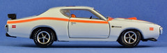 M2 Machines 1971 Dodge Charger Super Bee Hemi (PMillera4) Tags: diecast m2machines m2machines1971dodgechargersuperbeehemi 1971dodgechargersuperbeehemi