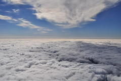 Tunnel of Clouds (pedrik) Tags: sky clouds flying gimp aerial d90 retinex nikkoraf24mmf28d