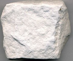 Diatomite (Monterey Formation, Miocene; diatomite quarry just south of Lompoc, California, USA) (James St. John) Tags: california rock monterey rocks formation sedimentary miocene diatomite biogenic