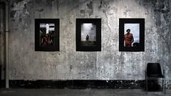 Le filles de Palerme (Angelo Trapani) Tags: mostra exhibition palermo tirrenia dock7 exlavanderietirrenia