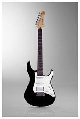 Yamaha Pacifica (Damian Garnero) Tags: guitar guitarra yamaha pacifica