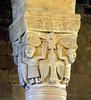 Capitello della Pieve di Romena - 3 (anto_gal) Tags: chiesa toscana sanpietro casentino arezzo capitello 2014 pieve romena pratovecchio
