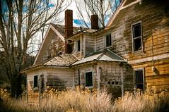 old hiawatha home (Sam Scholes) Tags: abandoned overgrown utah mine mining urbanexploration worn weathered ruraldecay urbex hiawatha industrialdecay kingcoal