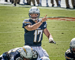 Philip Rivers (Titanfan) Tags: football nfl tennesseetitans sandiegochargers lpfield philiprivers