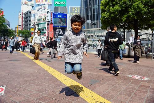 Last day in japan. Khaleef x sabo nak balik Malaysia