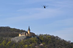 Mil Mi-17 (marounektom) Tags: mi army republic force czech aviation military air transport helicopter soviet 17 hip mil nad republika labem česká mi17 ústí aussig větruše letectvo