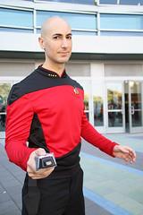 IMG_9940 (willdleeesq) Tags: startrek starwars cosplay cosplayer captainpicard cosplayers jeanlucpicard starwarscelebration swca swca2015 starwarscelebration2015
