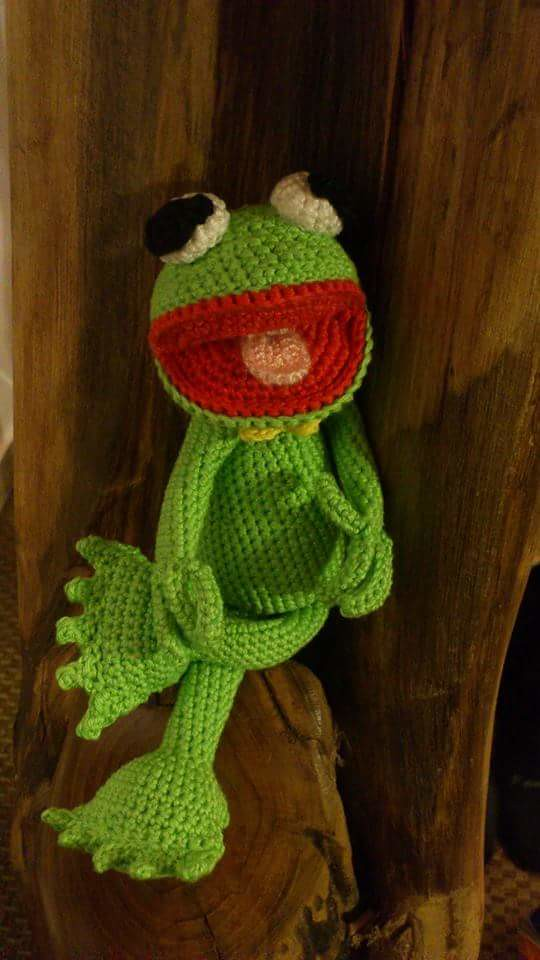 The Worlds Best Photos of amigurumi and frog - Flickr ...