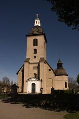 Vreta klosters kyrka (Yvonne L Sweden) Tags: church spring sweden may churchtower linkping kyrka vr vretakloster