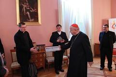 Întâlnirea cu Cardinalul Stanislaw Dziwisz (8)