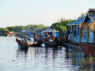 lac tonle sap - cambodge 2007 26