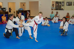 2016 Black Belt Test__DSC5103_52 (allen_cart) Tags: test white black belt tiger taekwondo whitetiger blackbelttest 2016