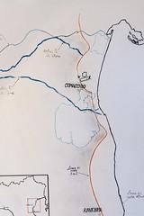 Comacchio (Anita Pravits) Tags: italien italy museum italia ship map plan museo schiff romanempire emiliaromagna comacchio rmischesreich handelsschiff tradingship museodellanaveromana