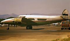 Americanos...Blue Jeans and Chinos (crusader752) Tags: california ca conversion aircraft lockheed chino lodestar planesoffamemuseum howard250 cn2178 n177l